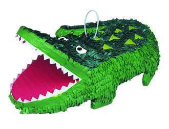 pinata crocodile de la jungle