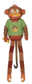 pinata singe de la jungle