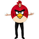 déguisement adulte angry bird