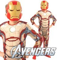 costume enfant iron man