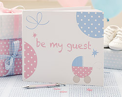 guest book baby shower