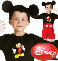 d guisement mickey easy kids anniversaire. Black Bedroom Furniture Sets. Home Design Ideas