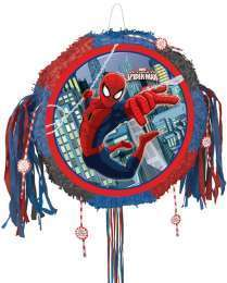 pull pinata spiderman ronde