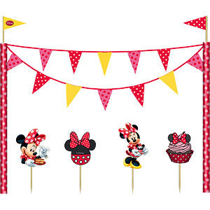 deco anniversaire minnie a imprimer. Black Bedroom Furniture Sets. Home Design Ideas