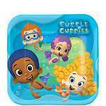 8 assiettes bubulle guppies