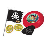 24 jouets jack le pirate