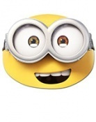 masque minion bob