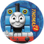 8 assiettes thomas and friends