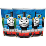 8 gobelets thomas and friends