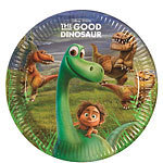 8 assiettes good dinosaur arlo