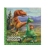 20 serviettes good dinosaur arlo