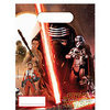 6 sachets star wars the force