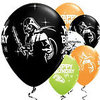 25 ballons star wars