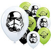 100 ballons star wars