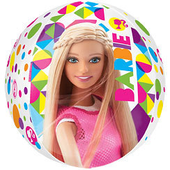 ballon orbz barbie