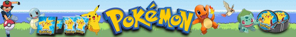Pokemon Easy Kids Anniversaire