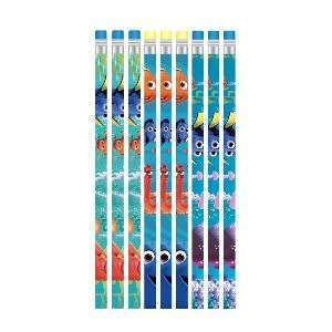 12 crayons dory