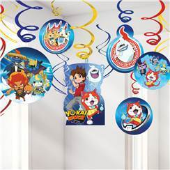 12 suspensions yo-kai watch