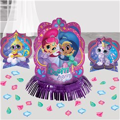 centre de table shimmer and shine