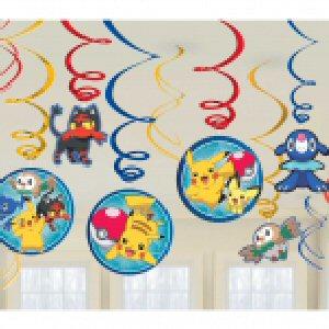 6 suspensions pokemon 2 easy kids anniversaire. Black Bedroom Furniture Sets. Home Design Ideas