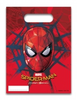 6 sachets de bonbon spiderman
