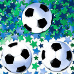 confettis de table foot