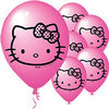 10 ballons hello kitty