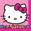 16 serviettes hello kitty