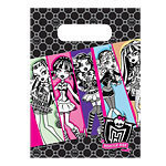 6 sachets de bonbons monster high