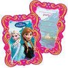 6 cartes d'invitation frozen