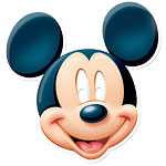 3 masques mickey