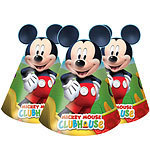 6 chapeaux mickey mouse