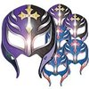 8 masques catch WWE