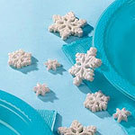 20 flocons de table