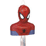 pull pinata spiderman