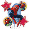 bouquet de ballon spiderman