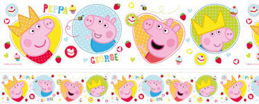 Drisse Peppa Pig Easy Kids Anniversaire
