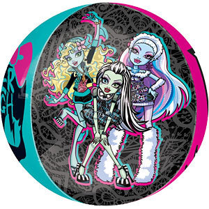 ballon orbz monster high