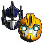 6 masques transformers