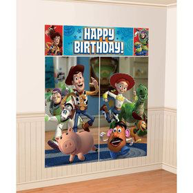 décor mural toy story