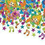 confettis bubble guppies