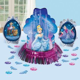 centre de table cendrillon