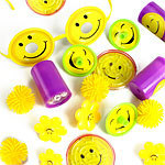 48 jouets smiley