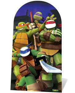Photo Booth tortues ninja 1m27