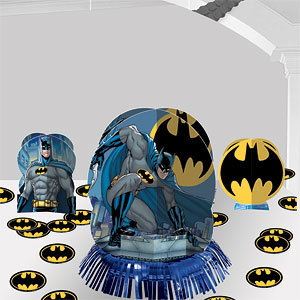 kit de décoration de table batman