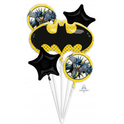 bouquet de ballons batman