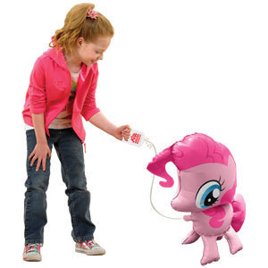 ballon airwalker petit poney 73cm