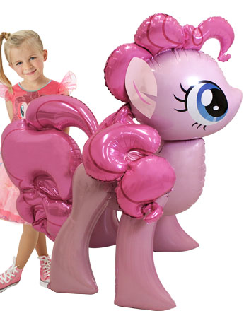 ballon airwalker petit poney de 119cm