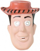 masque woodie toy story