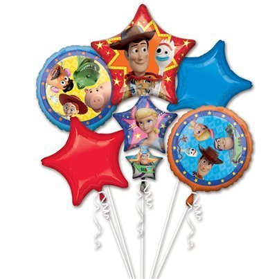 bouquet de ballon toy story
